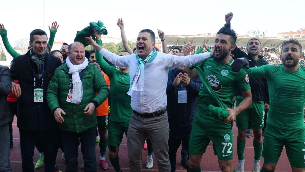 TARİHTE BUGÜN! Kırklarelispor'umuz Ziraat Türkiye Kupası'nda çeyrek finalde! #HayallerimizVar 💥 🗓 21.01.2020 https://t.co/bbGnZsAZhj