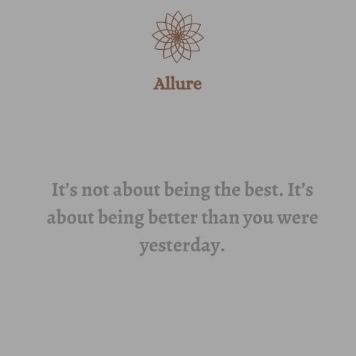 """""""It's not about being the best. It's about being better than you were yesterday."""" - Total Wellness  #wellness #health #fitness #healthylifestyle #selfcare #love #motivation #yoga #beauty #mentalhealth #healing #selflove #nutrition #skincare #wellbeing #gym #relax #fit #bhfyp"""