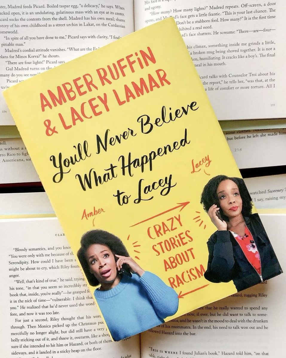 NEW YORK TIMES BESTSELLER!!!!  You'll Never Believe What Happened To Lacey: Crazy Stories Of Racism, the book me and my sister wrote, is a   NEW YORK TIMES BESTSELLER!!! Get a copy!!