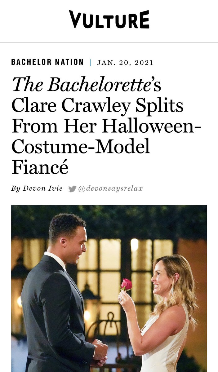 I am still recovering from this headline     #TheBachelor