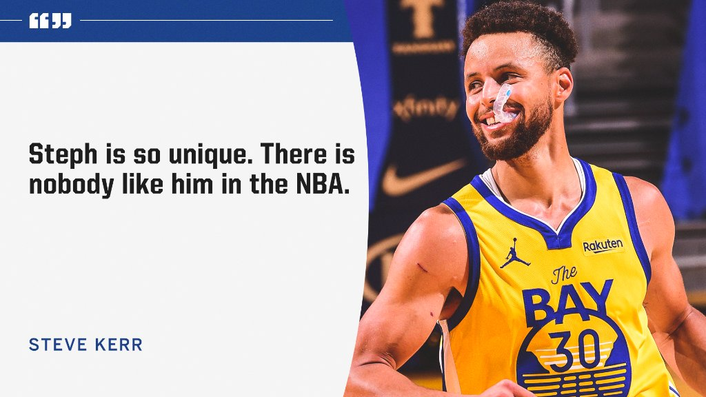 Reggie Miller needed 18 seasons to hit 2,560 3-pointers, the second-most in NBA history. Steph will pass him in just over 11.    This story reveals a singular elite skill, developed over a decade -- and how it has changed the game.   (via @FlemESPN)