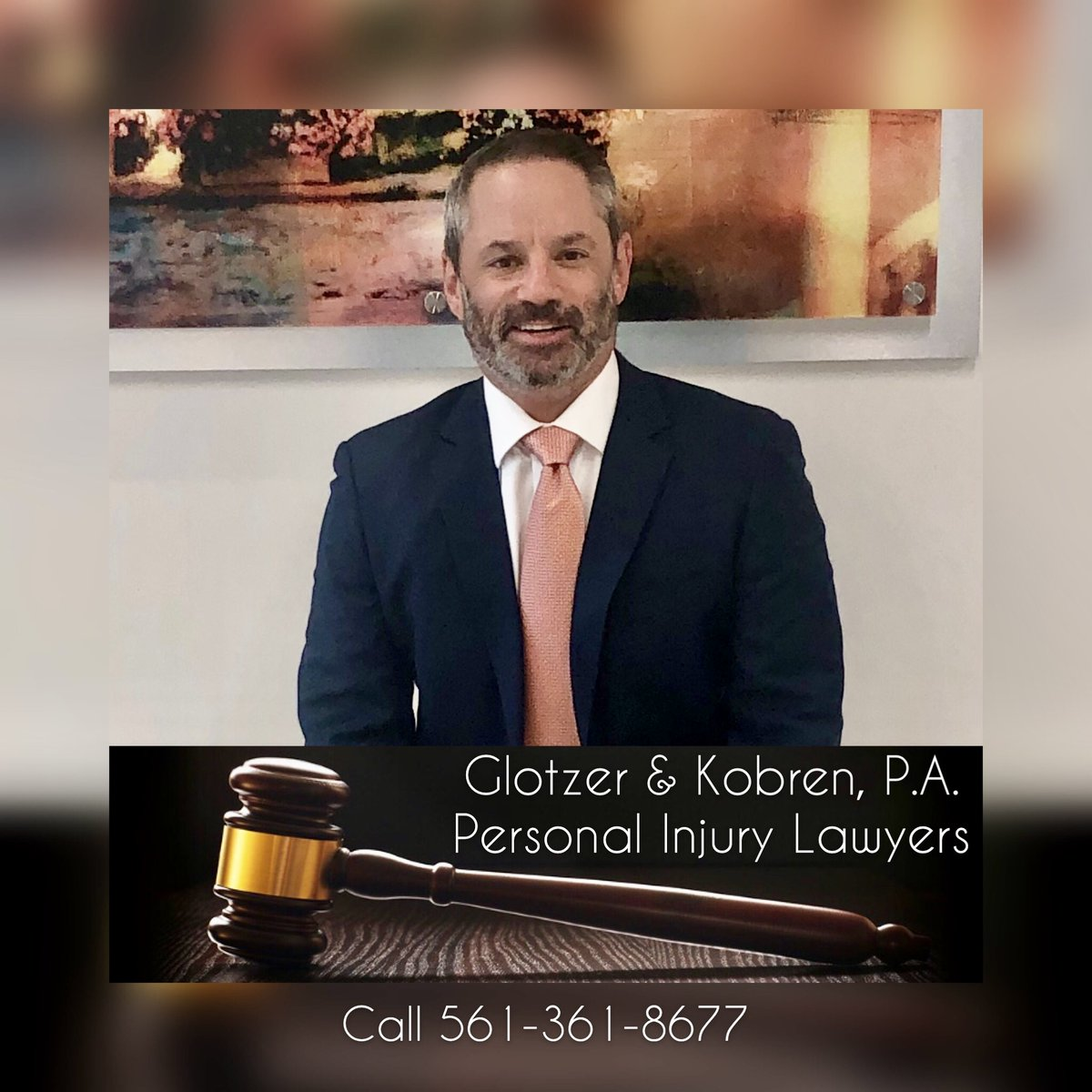 Helpful. Knowledgeable. Approachable. Let our experienced lawyers -- like Matthew Kobren, Esq. pictured here -- help you.  If you or a loved one has been injured, don't hesitate to call us.   #personalinjury #Lawyers #SouthFL #attorney #ThursdayThoughts