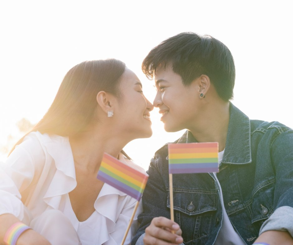 Evidence suggests that people identifying as #LGBTQ+ are at a higher risk of experiencing poor #mentalhealth.   This can be because of #inequality, #discrimination and hate crimes which can cause feelings of #anxiety or #depression.  Read more here. >>