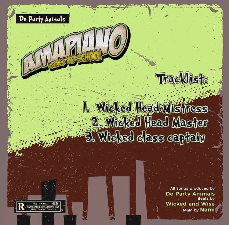 Good Afternoon  🙂  Pls listen to the new amapiano EP by @Departyanimals_ AMAPIANO GOES TO SCHOOL' on Audiomack  👇🏾👇🏾   #thursdayvibes #NewMusic