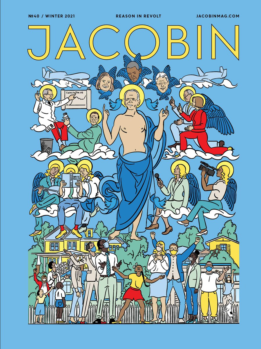 """Jacobin on Twitter: """"New issue coming 2/9/21. Preview it here:  https://t.co/wKzYrUuEhL Subscribe: https://t.co/beOZfSaL8C… """""""
