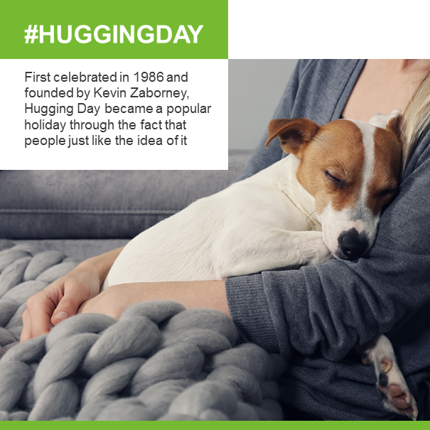 Give your #dog or #puppy a cuddle, it's #NationalHuggingDay  #HuggingDay #CuddleDay #CuddleYourDog #CuddleYourPets #dogstagram #dogsofinstagram #ThursdayMood #ThursdayMotivation #ThursdayVibes #ThursdayMorning #dogoftheday #doglovers #dogslife #happydog #ThursdayThoughts #Pets