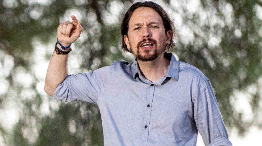 La Audiencia de Madrid confirma la imputación de Podemos por financiación irregular https://t.co/xzKGYH4g6L https://t.co/qPsyaIUzAj