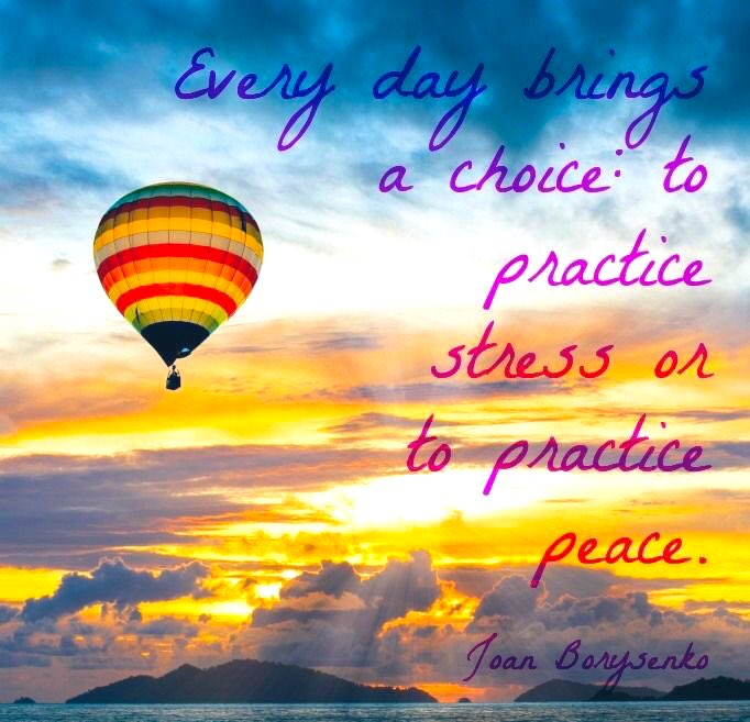 Everyday brings a choice #ThursdayThoughts