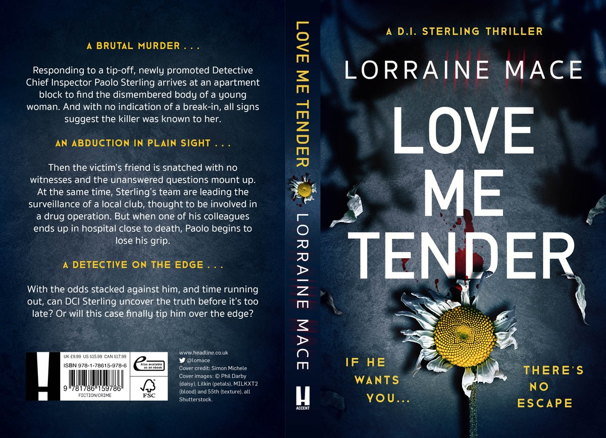 Its launch day! LOVE ME TENDER is out in the wild. Boy is a very sick individual. Can Paolo find him before he kills again? amzn.to/2XZqZQL #crime #murder #killer