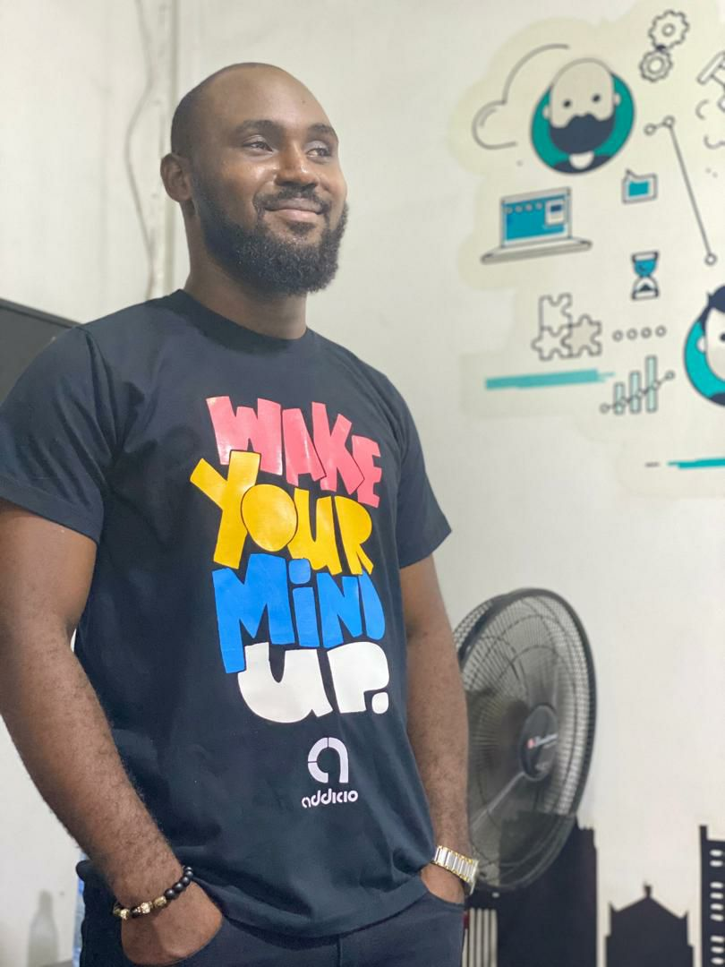 What do you think about the caption on this tee?😃  Dope👍 or Nay👎?  Check  now for more unique designs.  #DezignTees #tshirtdesign #tshirtprinting #tshirtchallenge