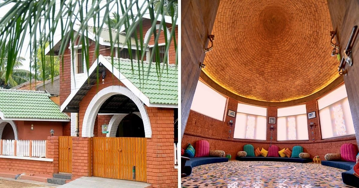 Husband-Wife Duo Use Domes, Recycled Materials To Build 400 Homes; Save 30% Costs