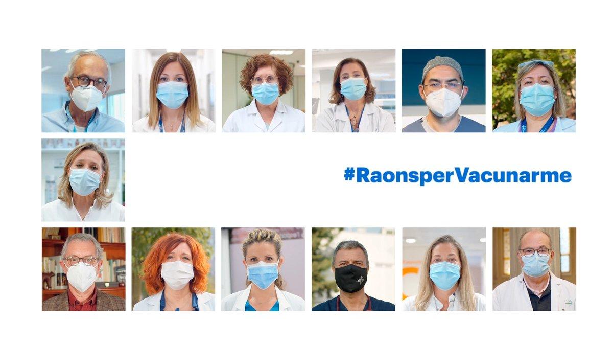 test Twitter Media - 👉Els Col·legis Professionals de l'àmbit de la salut llencen el vídeo #RaonsperVacunarme per promoure la vacunació enfront la COVID-19 💉🦠💪  #COFGi #JoEmVacuno  🔗https://t.co/auJgyBKOoy https://t.co/GB6A2bBAAA