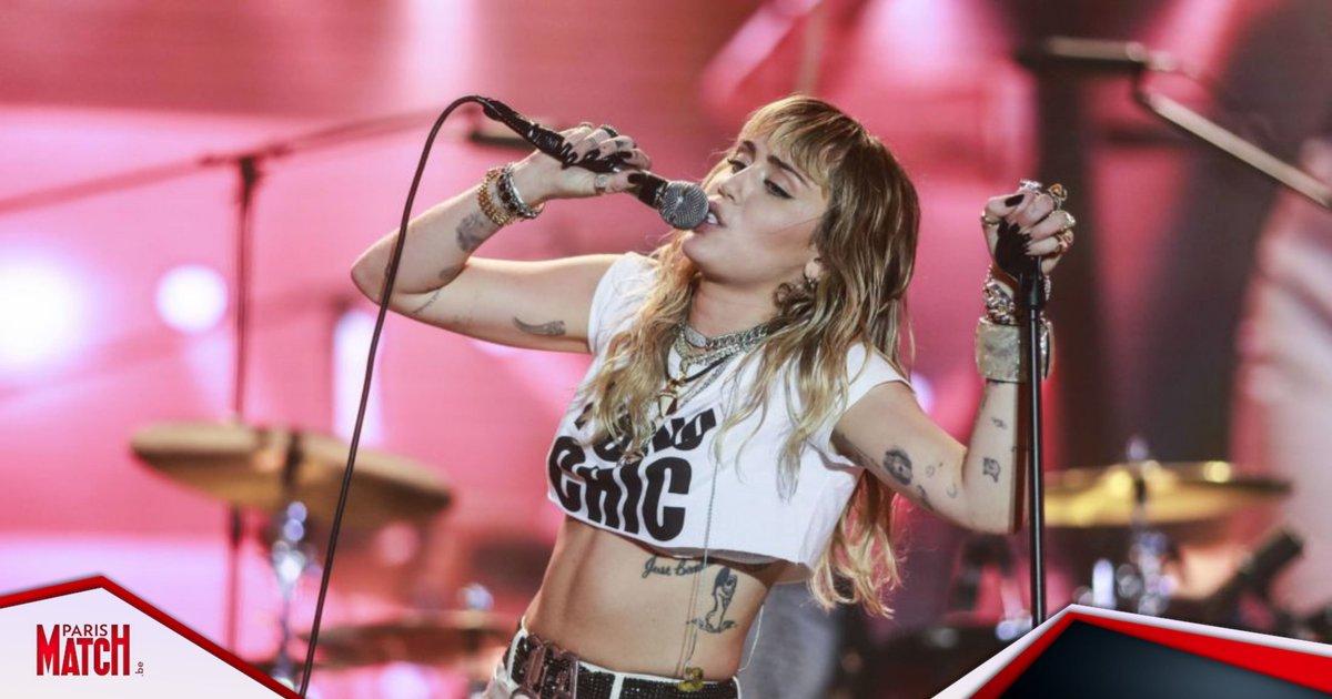 Miley Cyrus dit préférer les femmes : «Elles sont plus sexy»  #MileyCyrus #femmes #bisexuelle #bisexualite #sexy #declarations #parismatchbe