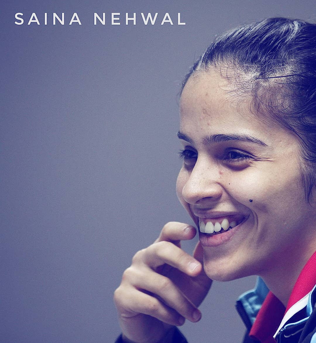 RT @AnkitShivam24: #sainanehwal @NSaina Queen Forever 💝💝 #badminton https://t.co/O7vSEXN7zZ