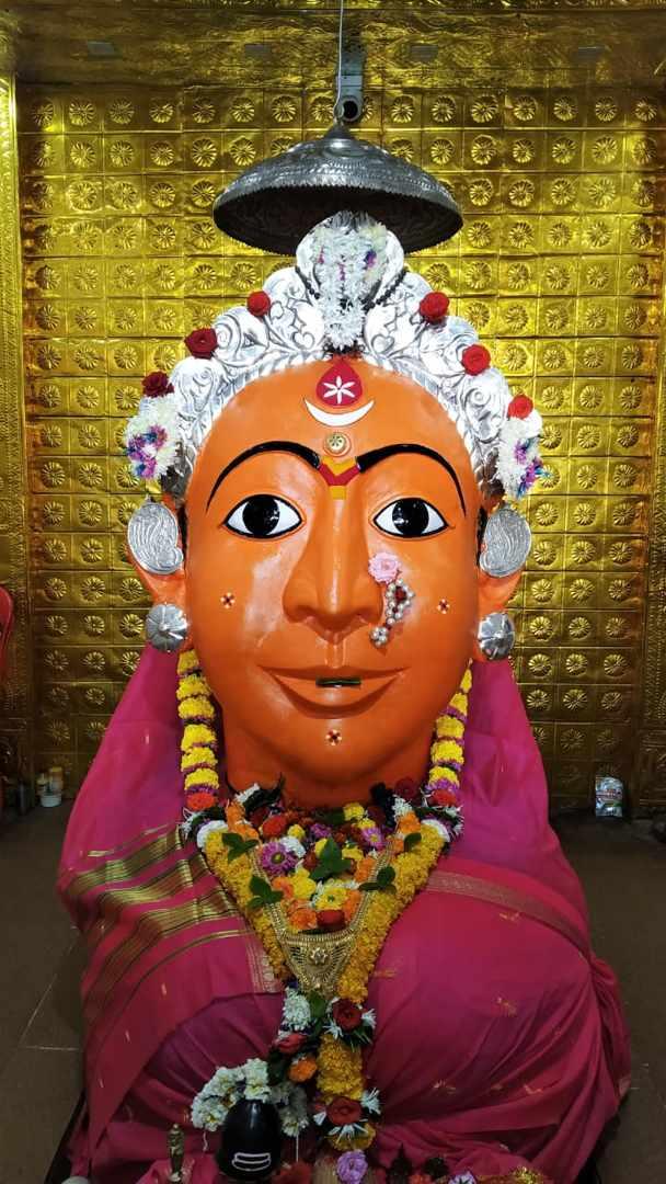 🙏🏻🙏🏻आज के श्रृंगार दर्शन माँ  जगदम्बा जी  कास्बे वानी नाशिक महाराष्ट्र.🙏🏻🙏🏻  #DARSHANREKHA #thursdayvibes