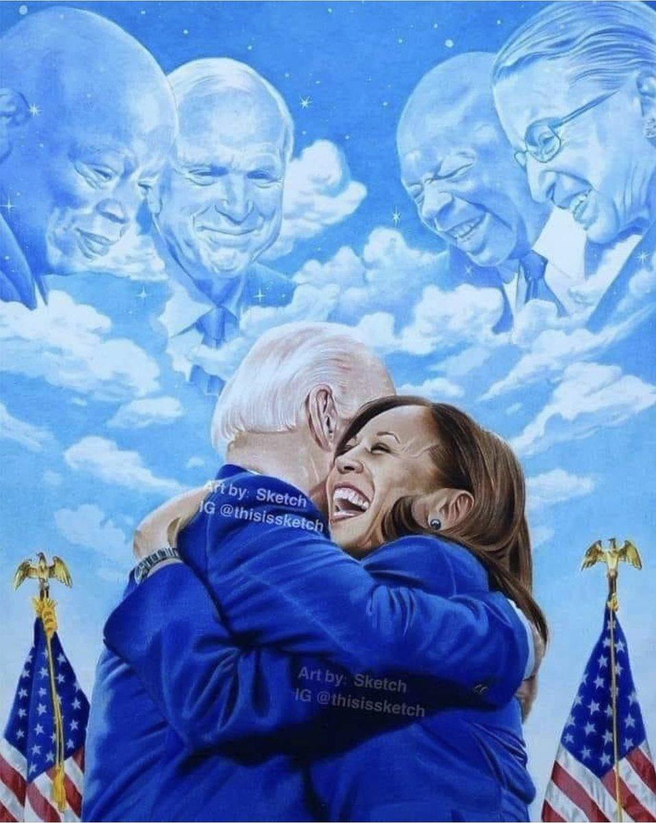 History 👏🏽👏🏽💯 #PresidentBiden #MadamVicePresidentKamalaHarris #changeisintheair #thursdaymorning #ThursdayThoughts