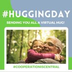 Happy #HuggingDay 🫂 We miss the old good days...  Do you? Nevertheless, celebrate the day with us virtually and explore why working together makes our regions and cities growing closer  #cooperationiscentral #MadeWithInterreg project stories https://t.co/HUeKpgYsyd #euinmyregion