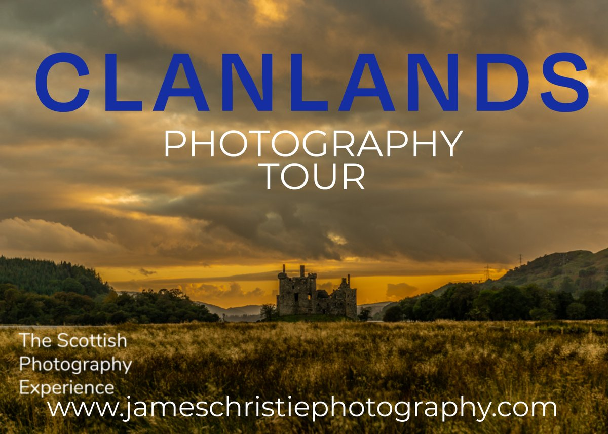 NOW TAKING BOOKINGS FOR 2021/2022  Scottish Photography Experience  CLANLANDS Photography Tour. Inspired by #SamHeughan and #grahammctavish book  Photograph the locations in the book with historical commentary. #Outlander Outlander #Scotland #Edinburgh