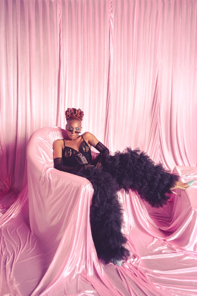 EXCITING NEWS Y'ALL 🥁 @DawnRichard joins Merge Records family, to release new album in 2021   ⚜️
