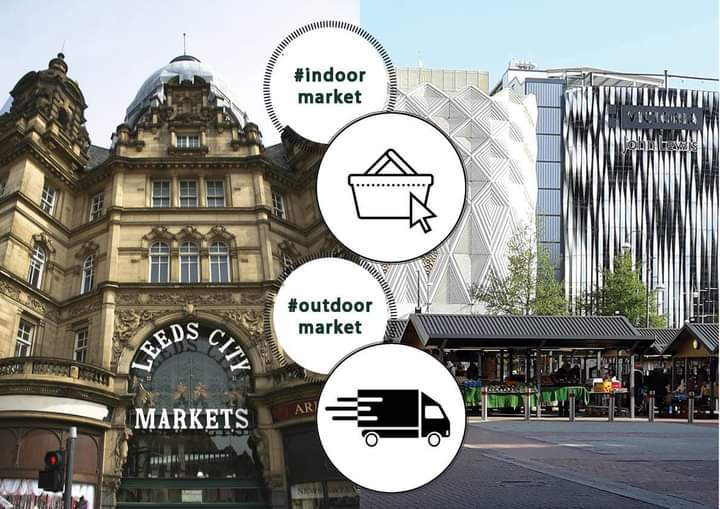@LeedsMarkets remain open for essentials but did you know some of our traders are offering a click & collect & delivery service. You can view all our traders and links to their online presence on our website . leeds.gov.uk/leedsmarkets/k… #leedsmarkets #smallbusiness #supportlocal