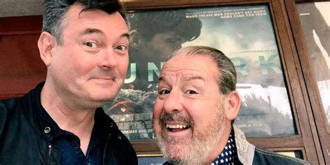 Wonderful news about #WhenGrantMetAndy to come from @GrantStottOnAir @BBCRSAfternoons this afternoon! 💜Now @bbcrivercity howzabout airing a medley of moments of @AndyGray59 appearances as Pete Galloway??💜💜