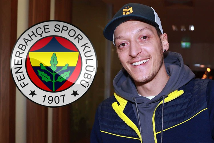 Mesut Özil will earn £67,000-per-week at Fenerbahce; He takes 80 per cent pay cut to leave Arsenal.  But he could land £670,000 in bonuses alone this season.  He will be handed an extra £445,000 if he helps Fenerbahce to a first league title since 2014.  [Sun via AS]