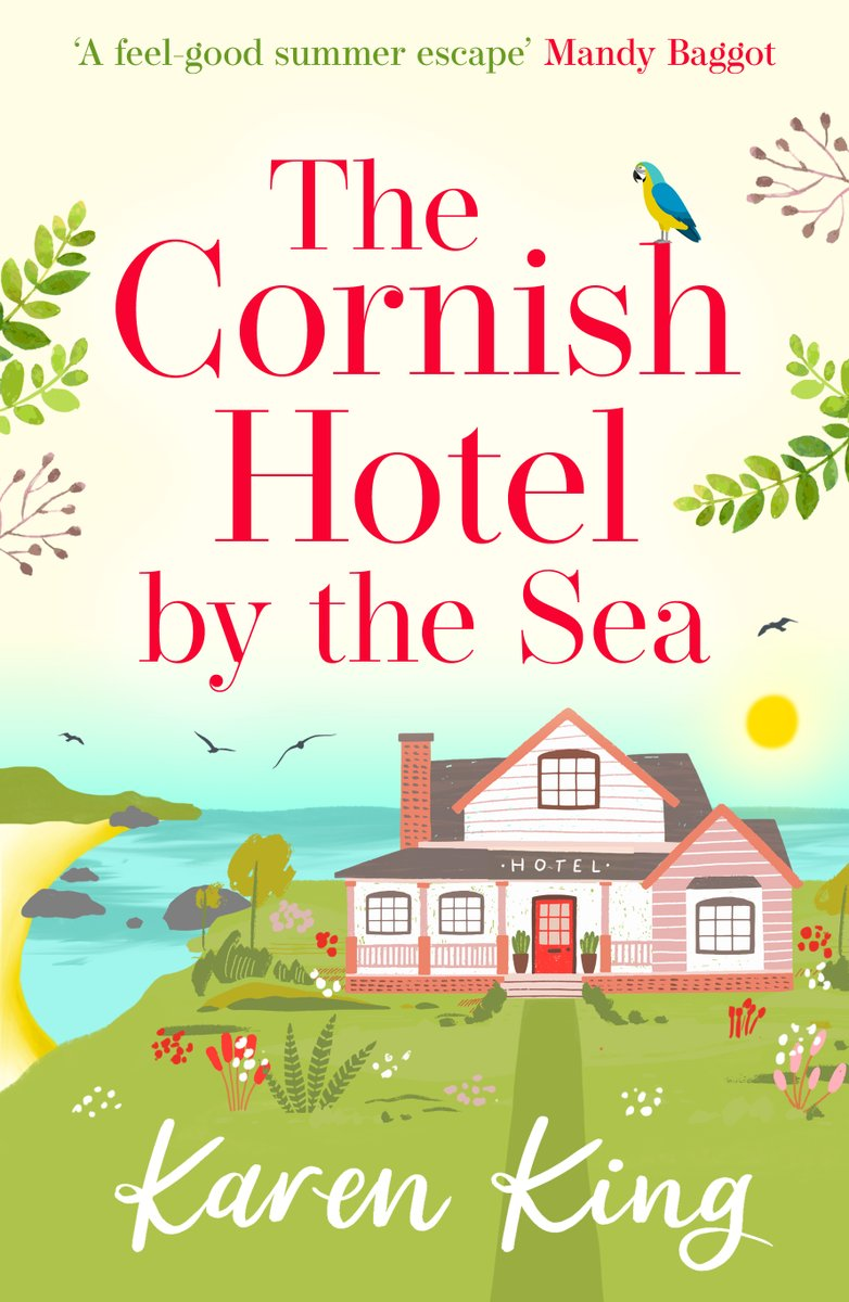 ⭐️⭐️⭐️⭐️⭐️ Such a gorgeous book. Oh, I do love a good romance, and this one did not disappoint. A lovely book to read set in a picturesque part of the Country. Bring a little sunshine into your life with The Cornish Hotel by the Sea. tinyurl.com/yd2y9moo #romance