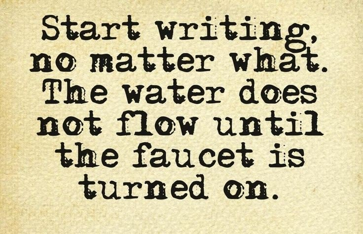 MRT @DrLindaLMoore A little encouragement for EVERY writer today... #amwriting #WritingCommunity #ThursdayMotivation