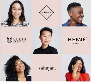 Shop these fabulous BIPOC-owned clean beauty brands at Credo! #cleanbeauty #cleanskincare #credo #BIPOC #bbloggers #credopartner #blogginggals #BIPOCbrands  #beautyblogger