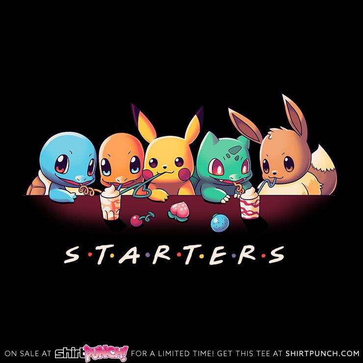 Starter Friends - Today at https://t.co/StAJzLk0XV https://t.co/0sztuYxpGu