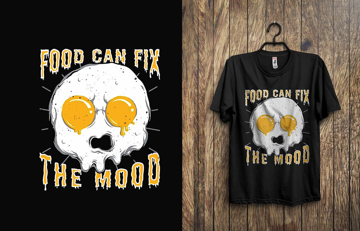 "Check out new work on my @Behance profile: ""Food T-Shirt Design Bundle""    #tshirt #tshirtprinting #tshirtcute #tshirtdesign #tshirtshop #typography #fashion #clothes #graphicdesign #vectorartwork #Amazon #teespring #food #foodlover"
