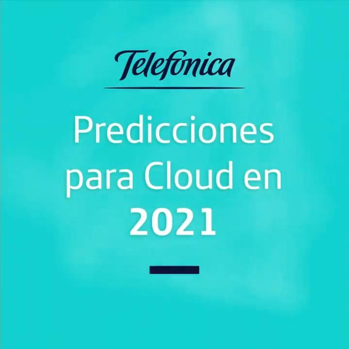 El #teletrabajo ha venido para quedarse 💻🏘️  El impulso al #cloud continuará en 2021 para que la infraestructura empresarial sea accesible a todos los empleados ☁️