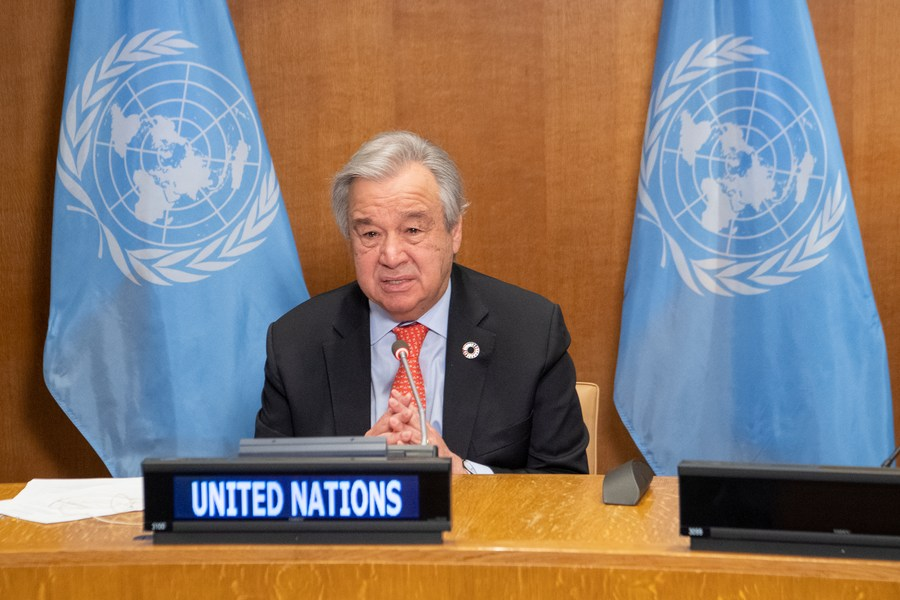 China believes that Antonio Guterres is the right person for the next United Nations Secretary-General, according to a Foreign Ministry spokesperson on Thursday