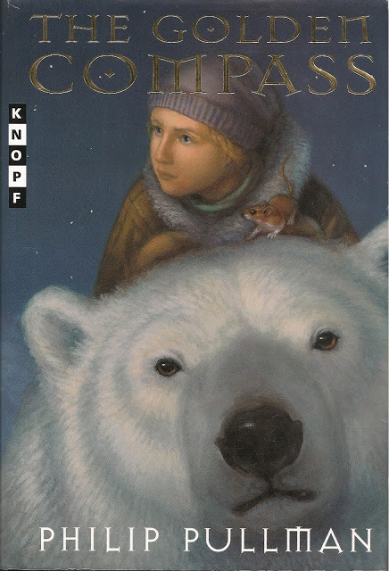 I argue that the whole of 'Northern Lights'/'The Golden Compass' is a prolonged & brilliant effort to make Asriel's bridge between worlds credible; just as Lewis Carroll eases us into Wonderland, so Pullman eases us into believing in what Asriel can do.