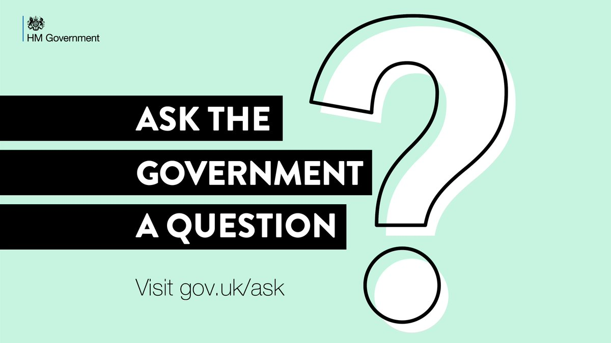 Send us your questions at   If it is selected by an independent polling company it may be asked at a coronavirus press conference.