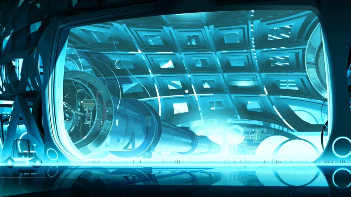 #tron #tronuprising #tronlegacy #grid #daftpunk #city #scifi #digital #animation #tron3 #art #creative #design #disney #spiderverse #alberto #mielgo #charlie #bean #sequel #sciencefiction #geek #nerd #cyberpunk #motorcycle #neon #light #glow #TRONLIVES #FLYNNLIVES #garage #pipe