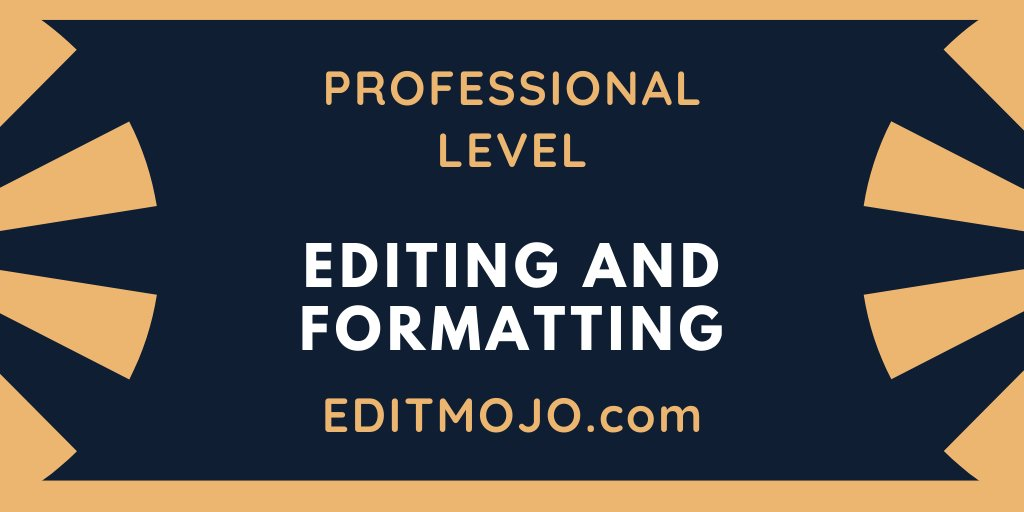 Professional-level editing and formatting at  #editing #writingprompt #askauthor #books #happy