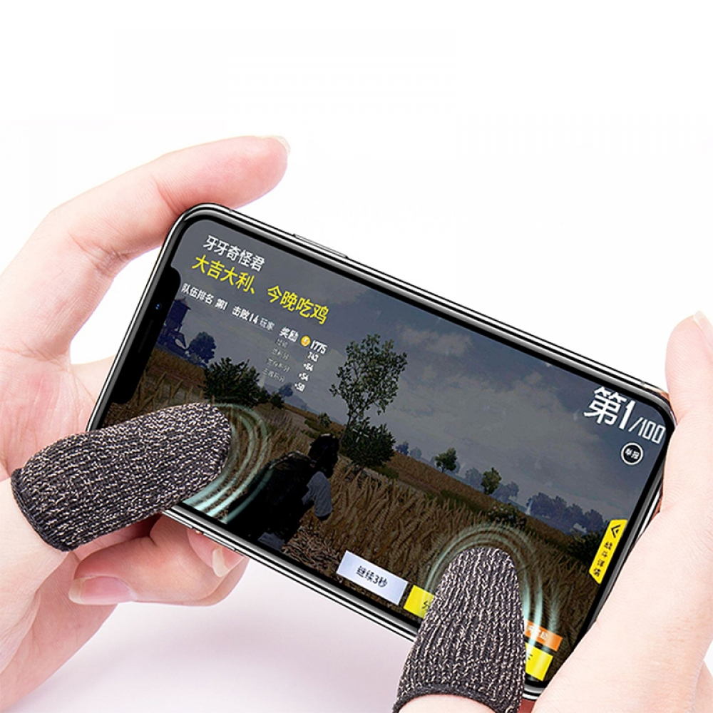 Breathable Game Finger Touch Triggers #happy #streetstyle