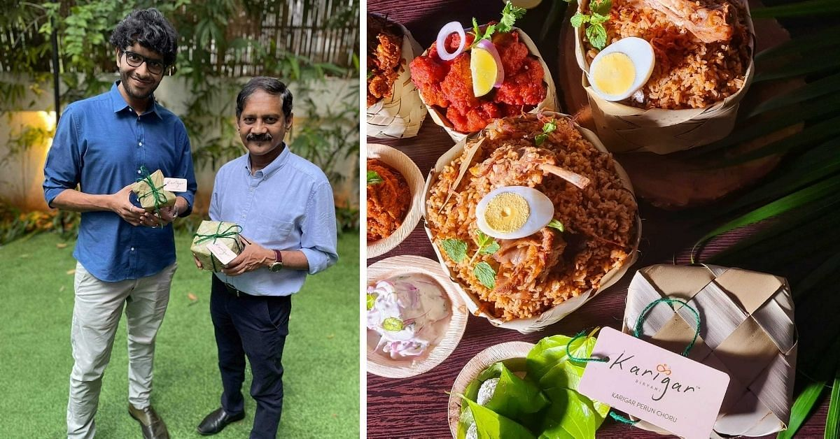 Chennai Hoteliers Revive Ancient Sangam-Era 'Biryani', Deliver in Palm Leaf Boxes