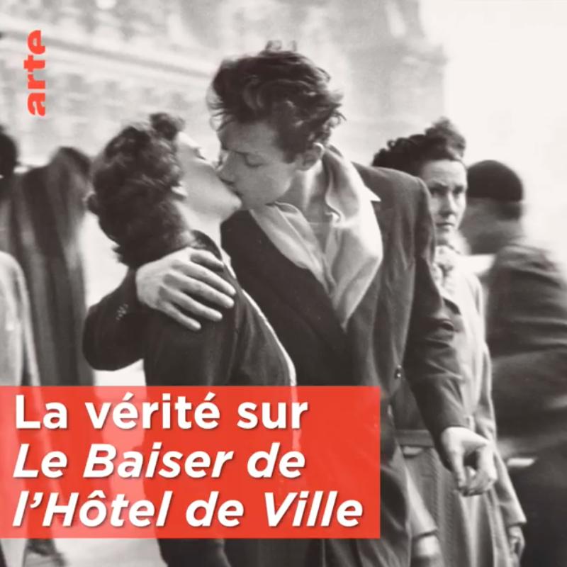 Qu'y a-t-il au-delà du cliché de Robert Doisneau ? 📸