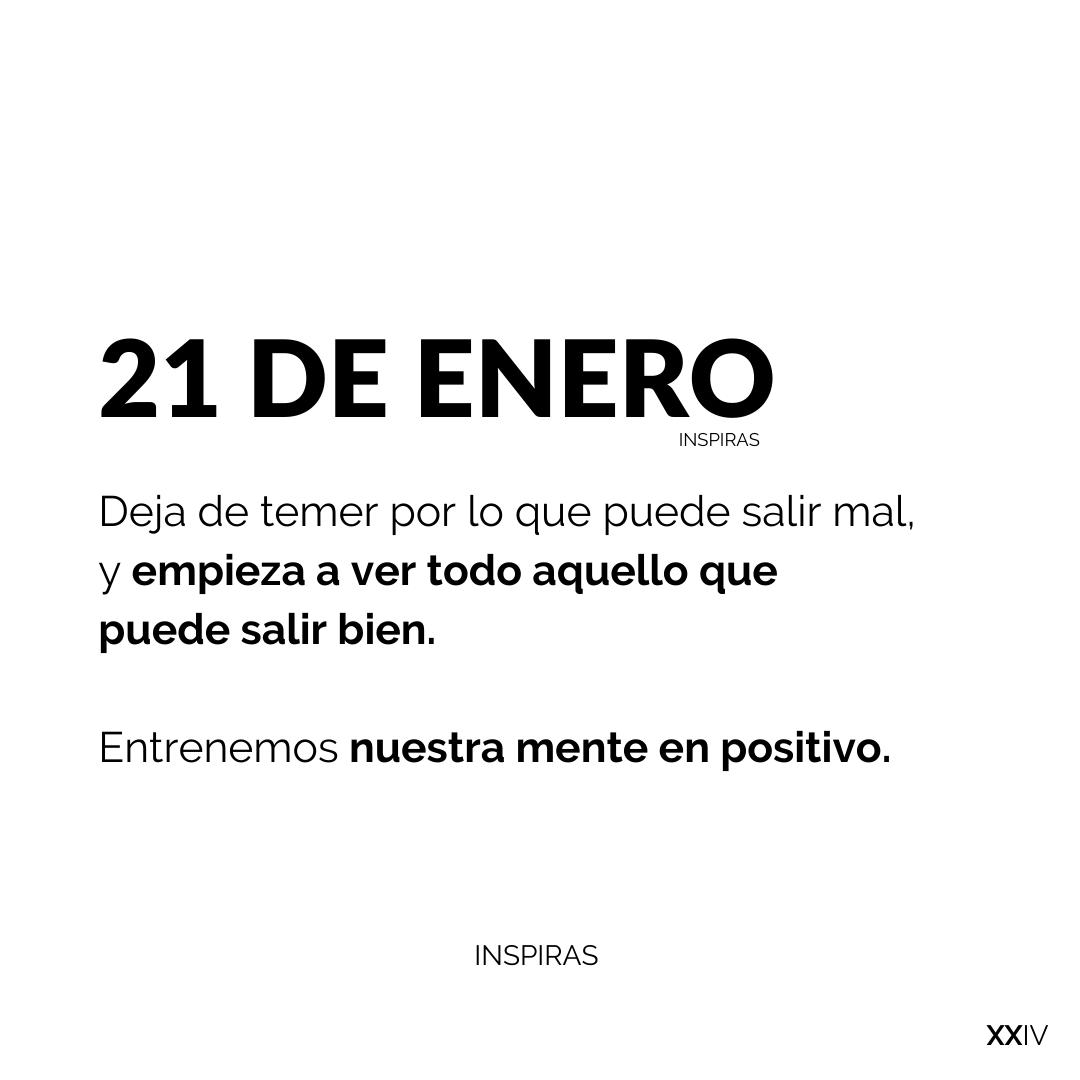 Mente en positivo: https://t.co/Z4OLihac1w