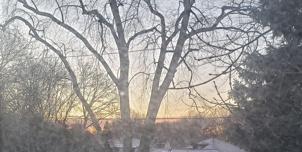 Good morning! #SunriseCelebration #TeamPete