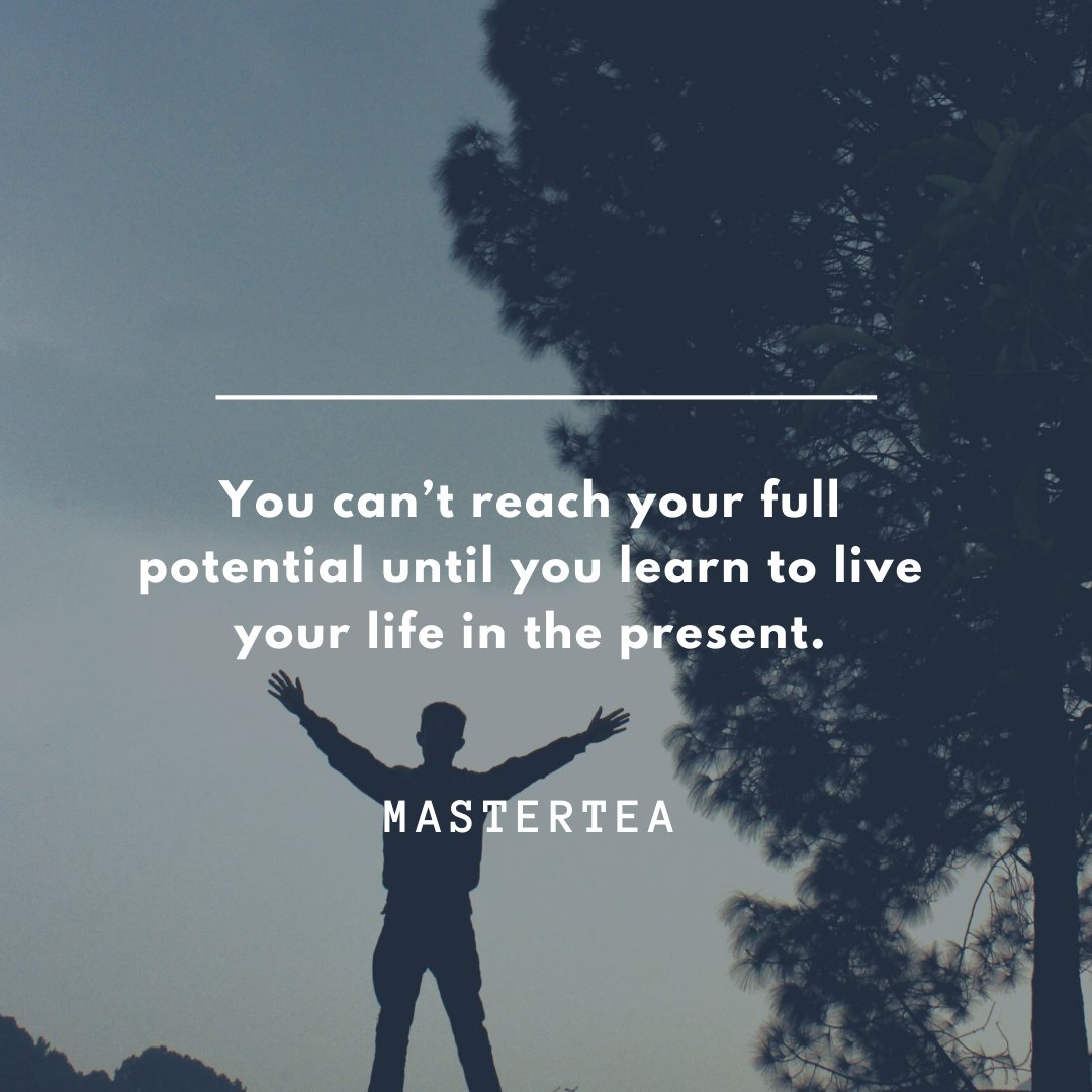 What you do now might determines your future. Always be positive.  #MasterTea #thursdaymorning #ThursdayThoughts #MichelleObama