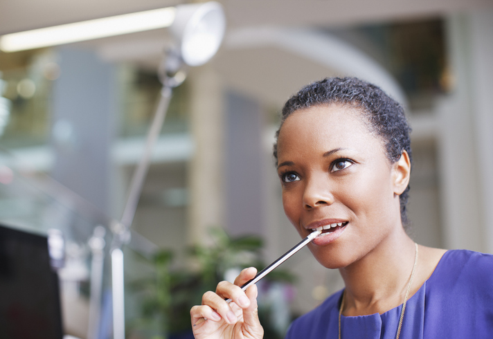 Are you a Pen Chewer?!  See if you do any of these other habits that can also damage your oral health  #badhabits #oralhealth #teeth
