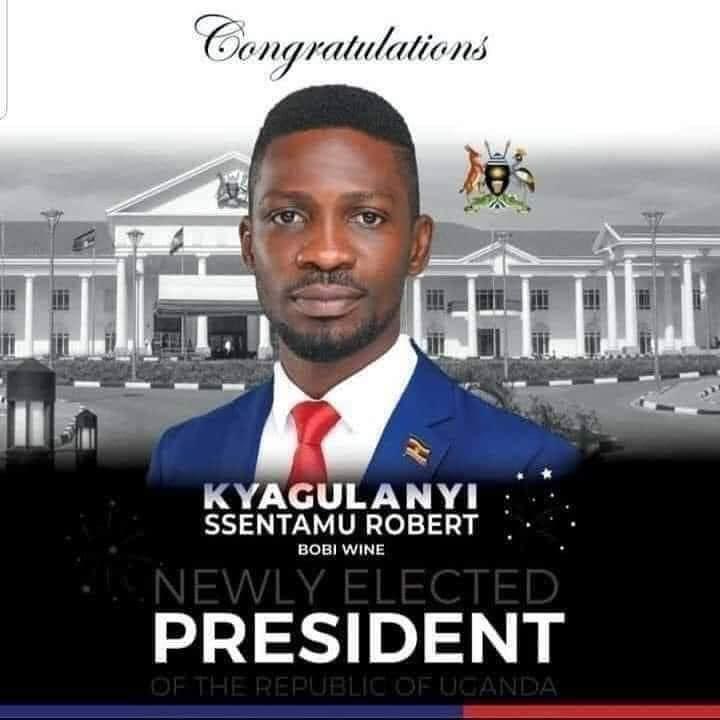 2021 Elections in Uganda. https://t.co/TmzgJxujJB