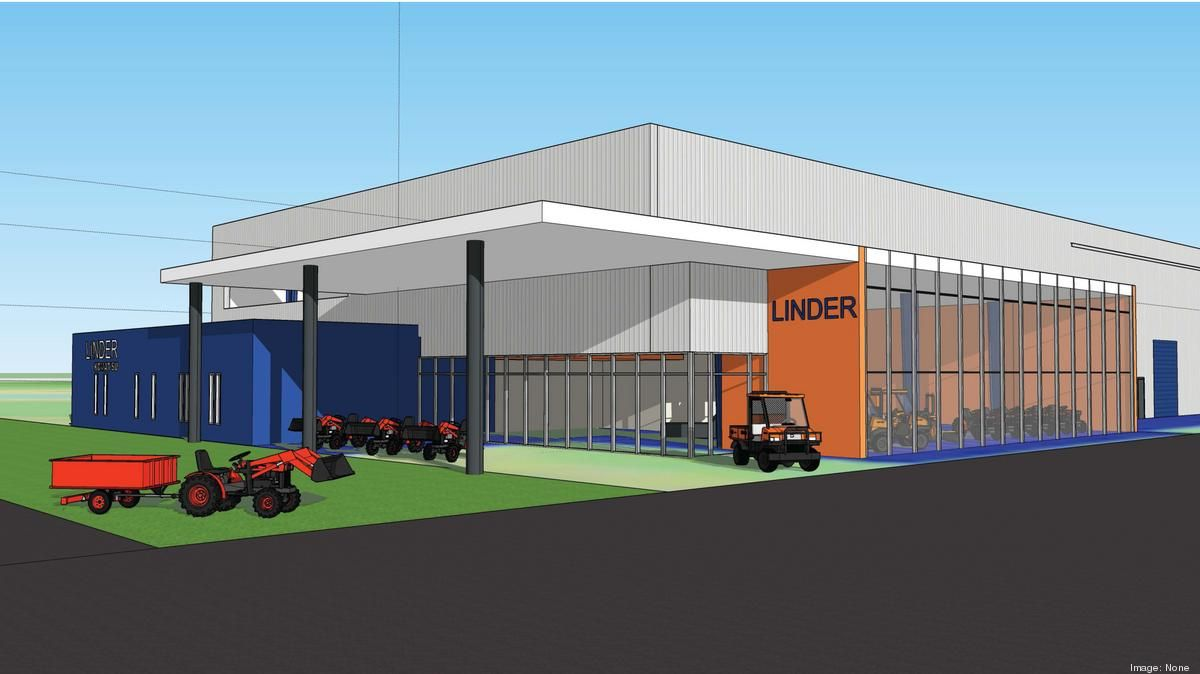 Linder Industrial Machinery to consolidate Triad operations at new Greensboro site, add 20 jobs -  #realestate #jobs #construction @NAIOPPT @gsochamber @ptpNC @nc_core
