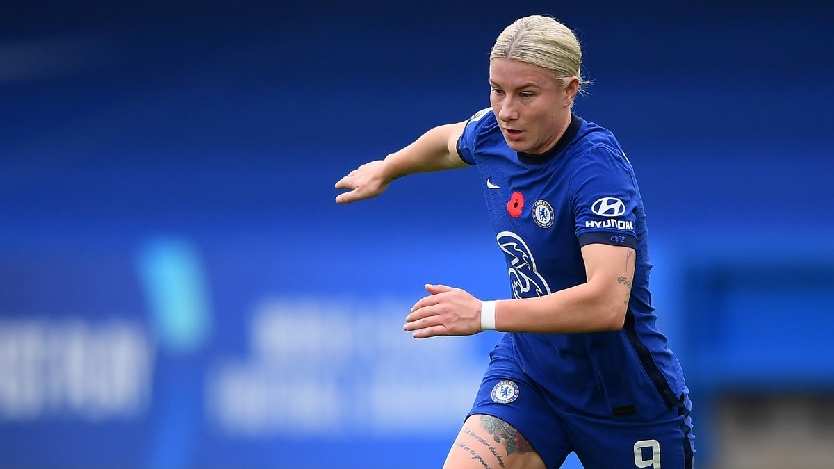 10 goals in her last 12 appearances against @bristolcitywfc 🔥  Will we see @Bethany_Eng15 on the scoresheet against the Robins again this Sunday?   #BarclaysFAWSL