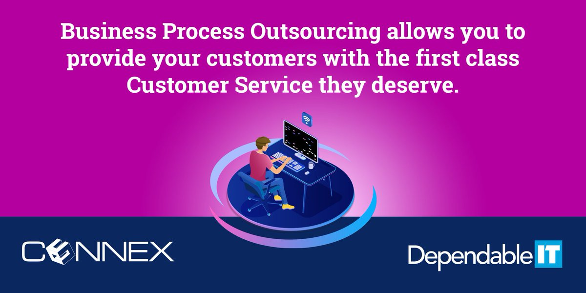 Providing great #customerservice is becoming increasingly difficult due to changing  influx's of customer calls. #Outsourcing your operations relieves the weight of busy periods.   @DependableIT  #BPO #cx #cctr #contactcenter #wfh #remotework #newnormal #thursdaythoughts