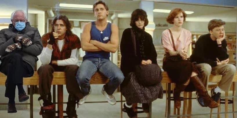 """""""You ought to spend a little more time trying to make something of yourself and a little less time trying to impress people."""" @SenSanders or The Breakfast Club? 🤔 #thursdaymorning #2021goals"""