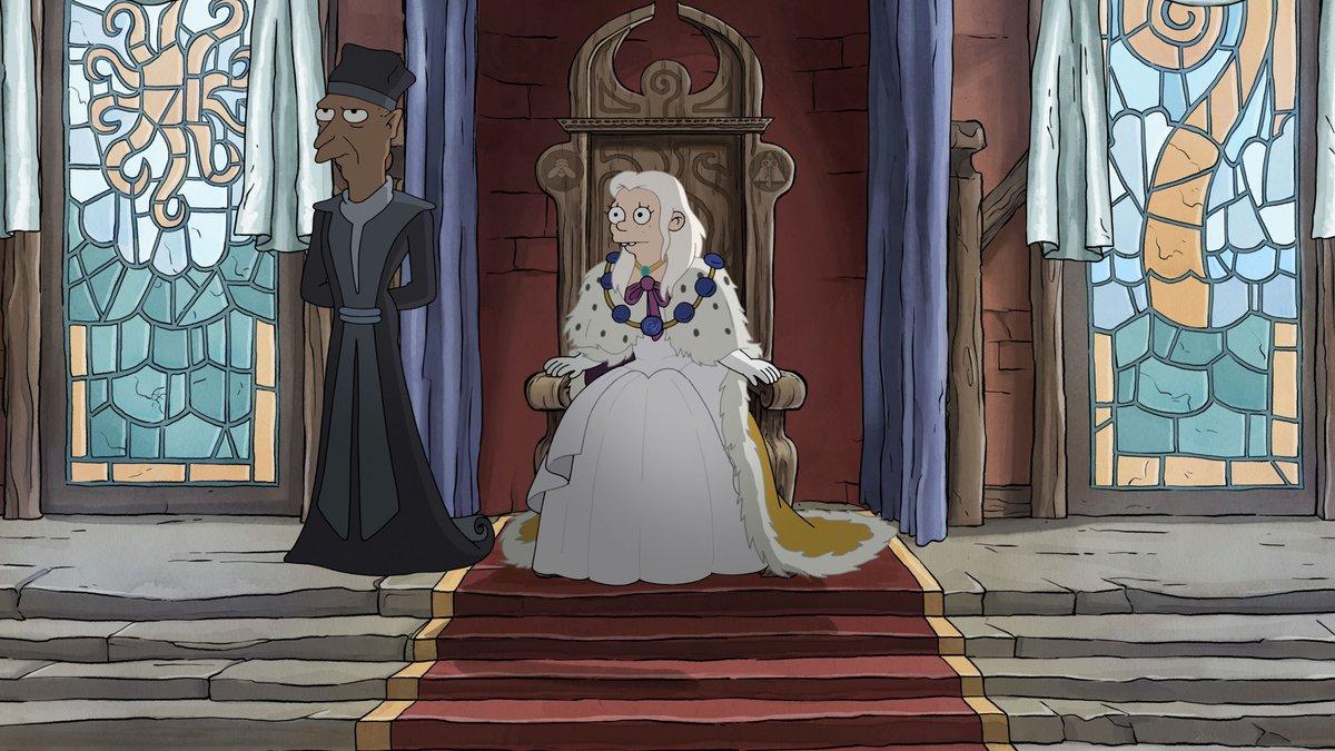 Ainda impactada com essa cena de The Crown.